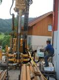 Geothermal Drilling Machine Probe